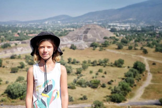 Isa in Teotihuacan